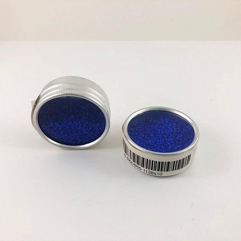 Miyuki Delica 11/0 Opaque Blue Cyan JB690DB00-1138s10