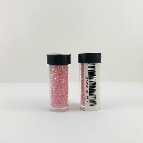 8/0 Transparent Light Pink Rainbow JB_652_01591