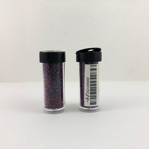 10/0 Transparent Iris Red JB65001252
