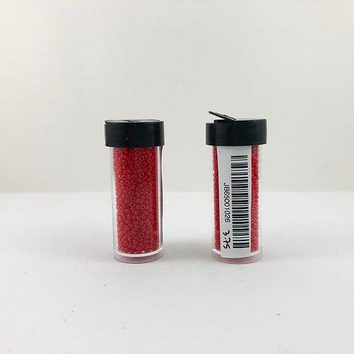 10/0 Opaque Medium Red JB65001026
