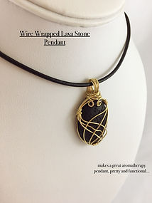 No Date Wire Wrapped Lava Cab.jpg