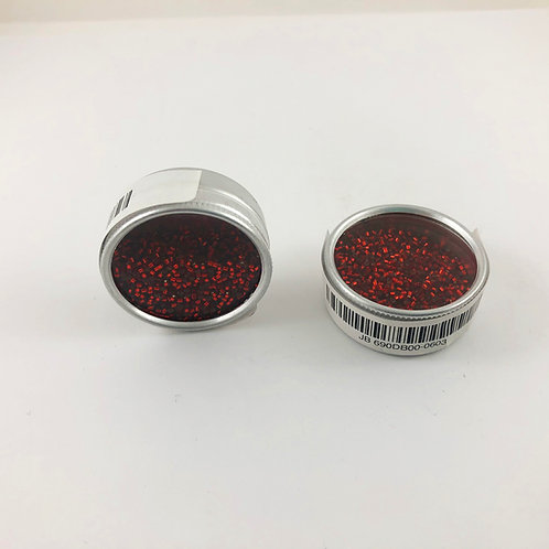 Miyuki Delica 11/0  Silver Lined Ruby Red - Dyed  JB 690DB00-0603s10