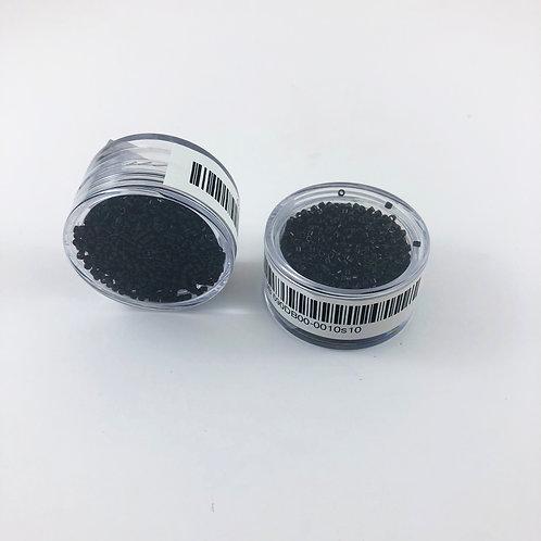 Miyuki Delica 11/0 Opaque Black Luistre JB 690DB00-0010s10