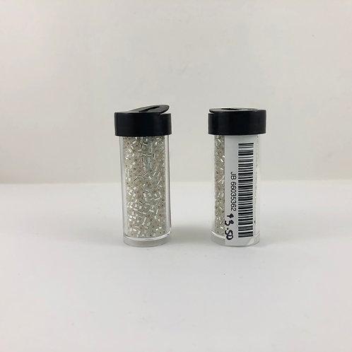 2-Cut 10/0 Seed Bead S/L (Silver Lined) JB_66035362