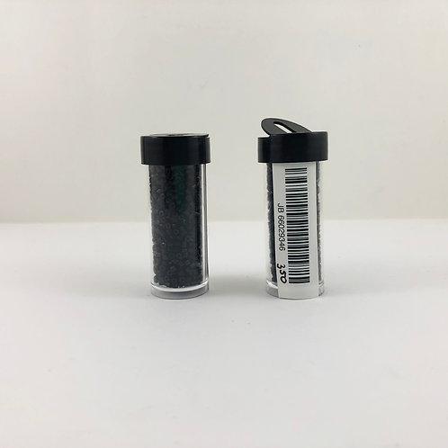 2-Cut 10/0 Opaque Black JB_66029346