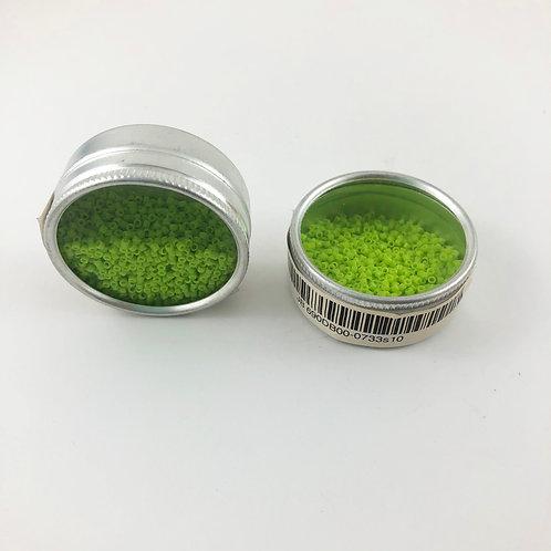 Miyuki Delica 11/0 Opaque Chartreuse  JB 690DB00-0733s10