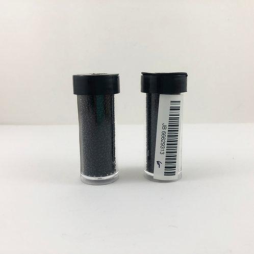 Czech Gass 13/0 Charlottes Opaque Black JB_66629313