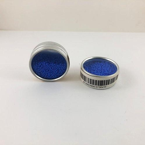 Miyuki Delica 11/0 Opaque Light Sapphire JB 690DB00-0730s10