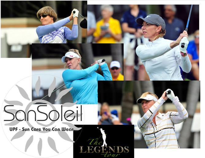LPGA Legends Ready to Tee it Up