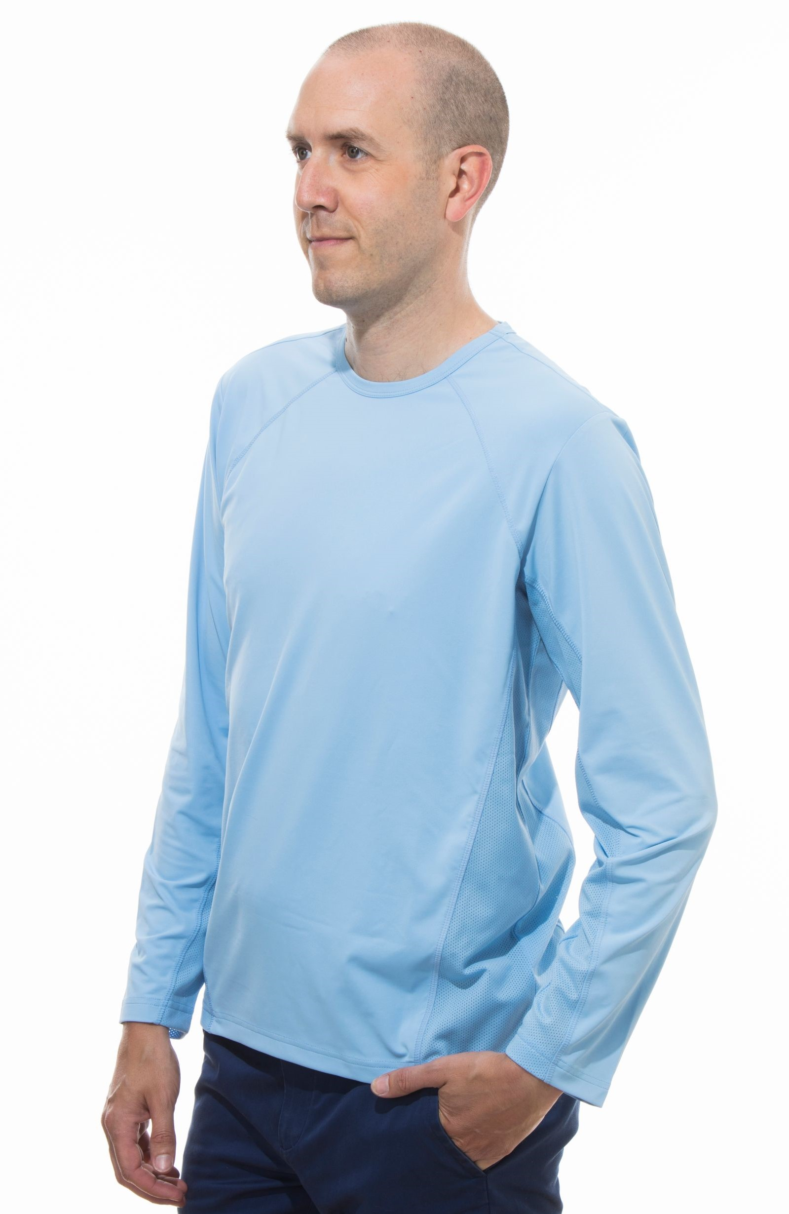 900825 SanSoleil SolCool Long Sleeve Ten
