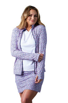 900506 SolStyle Cool Print Jacket. ACE T