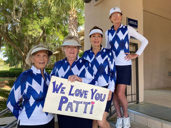 The Landing Charity Tourney for Patti Te