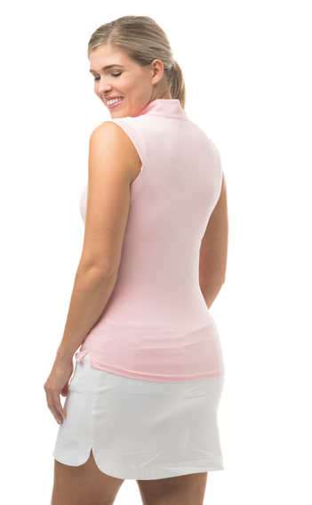900439 SanSoleil SunGlow Sleeveless Mock