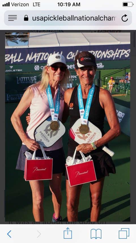 Christa Johnson US Womens Indian Wells N