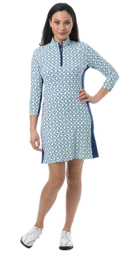 900722C SolStyle Cool 3-4 Sleeve Dress.