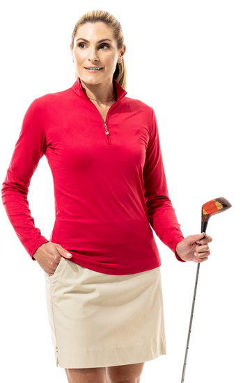 900434 SanSoleil SunGlow Women's Long Sleeve Mock. Scarlet Red (3)_clipped_rev_1.png