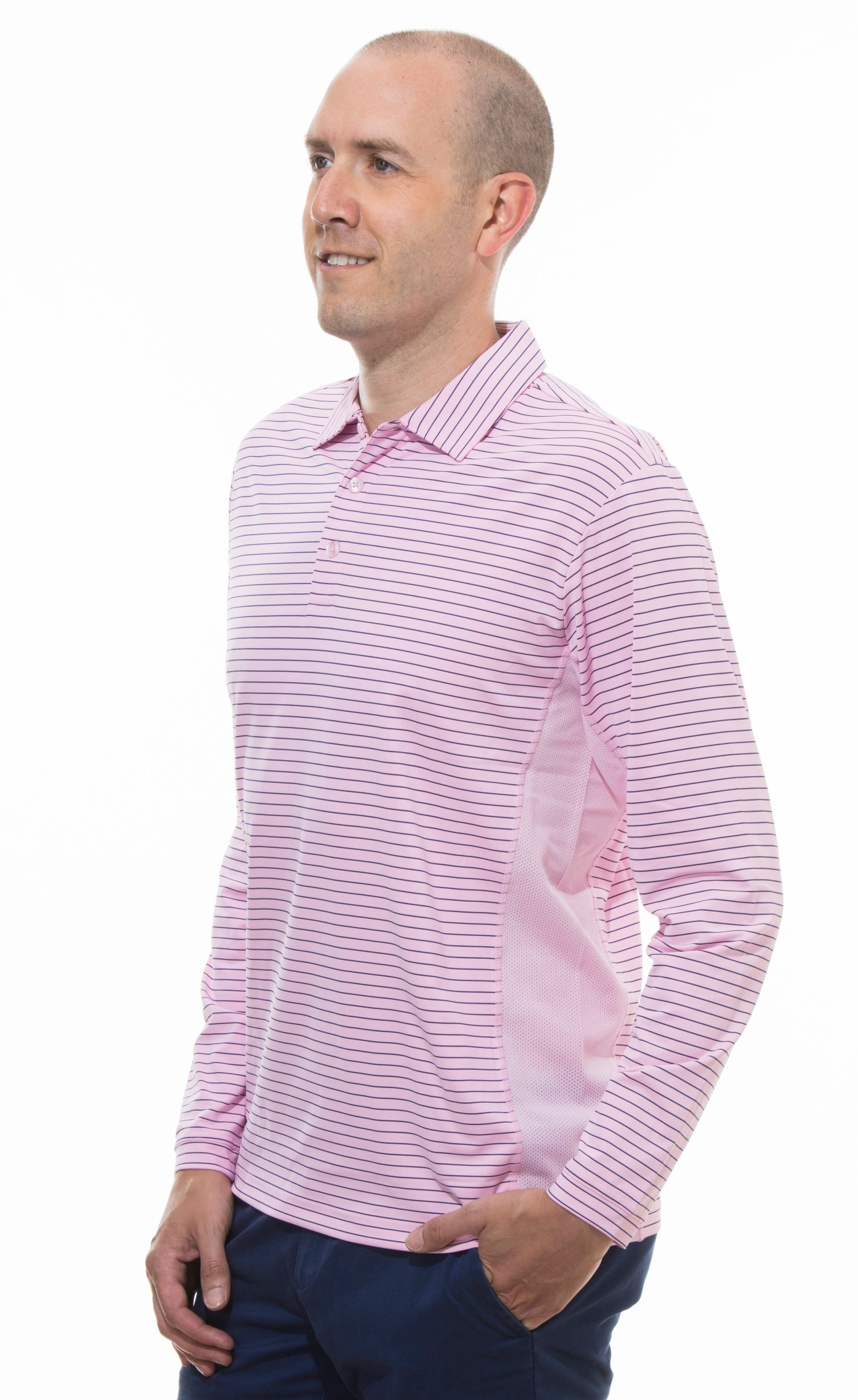 900824S SanSoleil SolCool Long Sleeve St