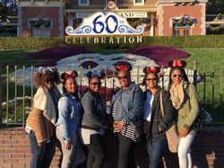 BFF's/Family at Disneyland