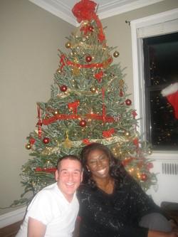 Jay at Christmas