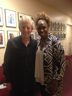 Backstage at Davies Symphony Hall with Stephen Paulson