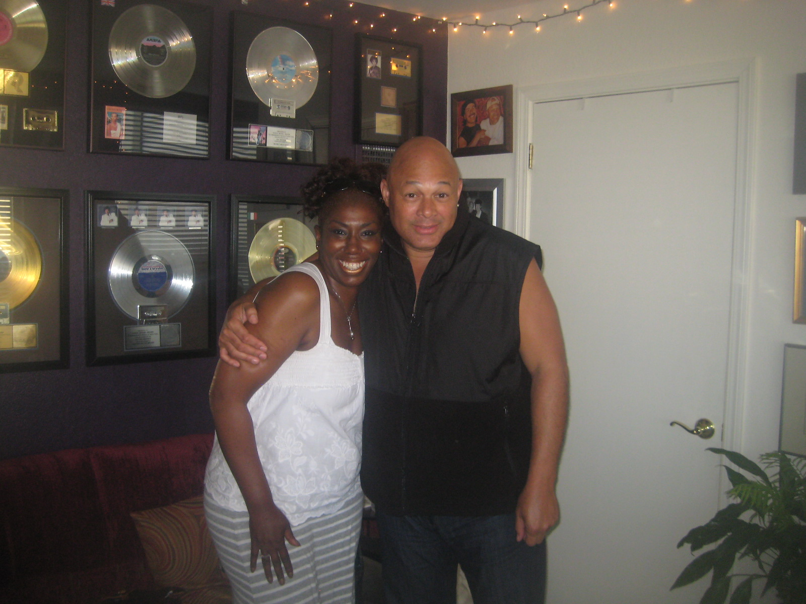 The amazing Narada Michael Walden!!!