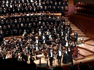Verdi Requiem at Davies Symphony Hall