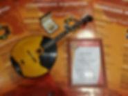 Домра концертная Епихина