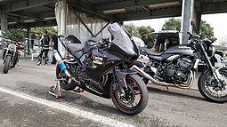 18-Ninja250レーサー製作