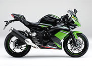 Ninja250SL ABS KRTエディション