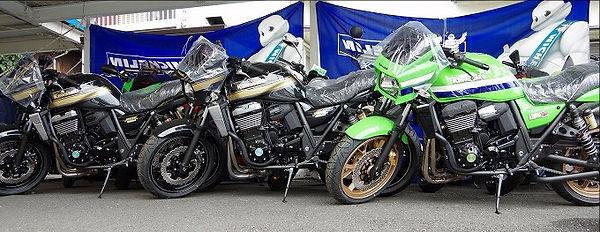 ZRX1200DAEG ファイナルモデル