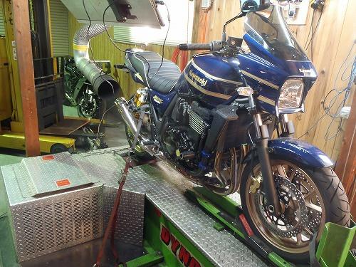 ZRX1200DAEG ラピッドバイク セッティング