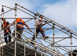 Scaffolding Injuries Can Be Avoided