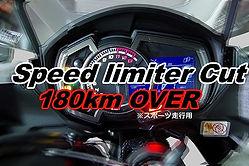 Ninja1000スピードリミッターカット
