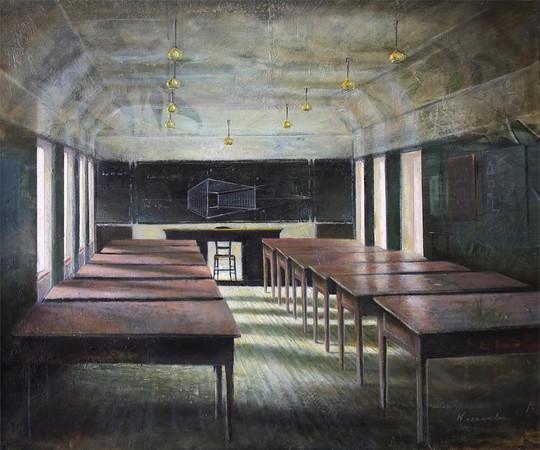salle de dessin