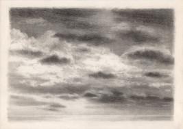 graphite sur papier - 29,7 x 21