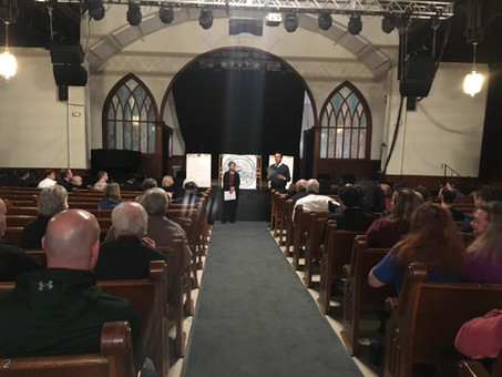 2018 Plymouth Democratic Caucus