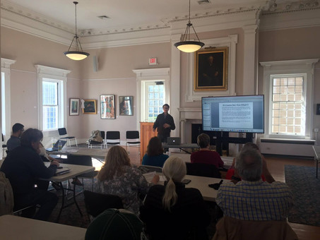 Workshop: How to Get Involved & Run For Local Office