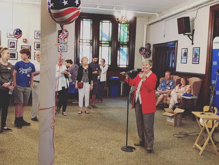 Deb Rudolf for State Senate Campaign Kickoff in Plymouth!