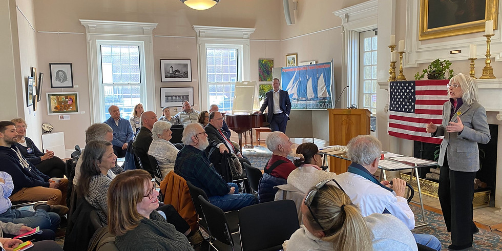 2021 Plymouth Democratic Town Committee Caucus