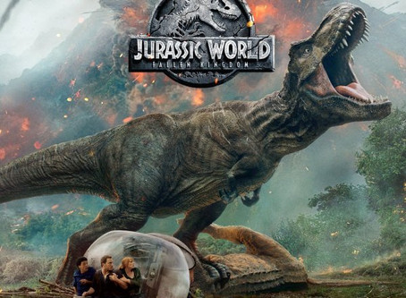 Thoughts on Jurassic World: Fallen Kingdom's Musical Score (Michael Giacchino)