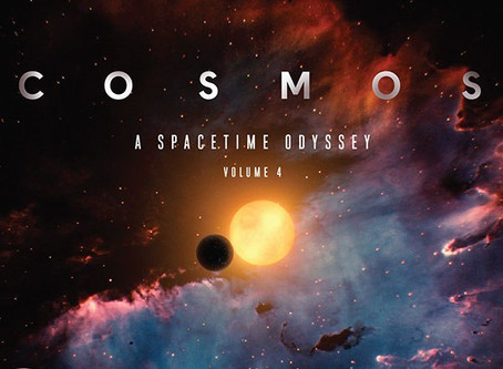 Thoughts on Cosmos: A Spacetime Odyssey's Musical Score (Alan Silvestri)