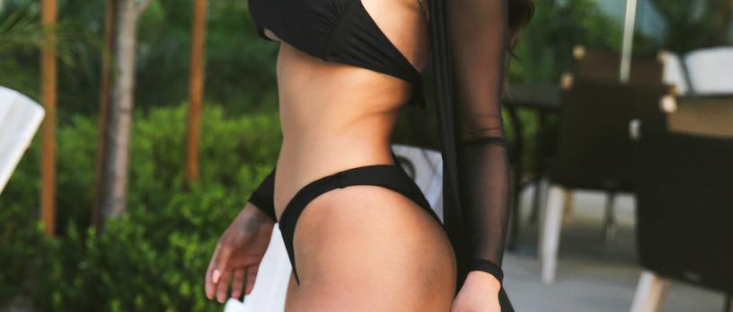 Bikini in Black