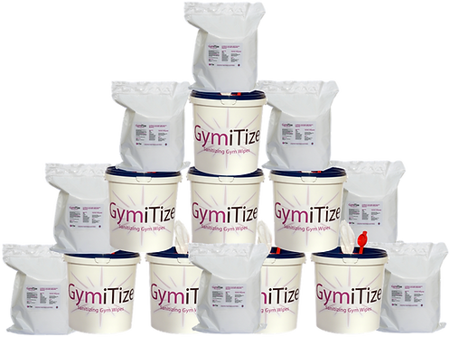 GymiTize Mega Pack (16000 wipes)