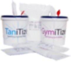 Sunbed & Gym Cleaning Wipes