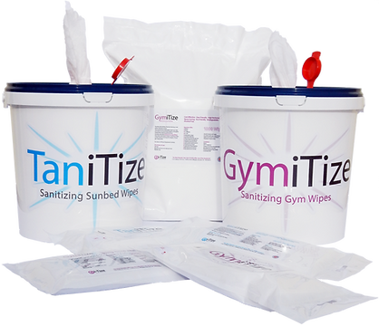 Gym Wipes & Sunbed Wipes