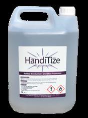 HandiTize 70% Alcohol Gel (5ltr Tub)