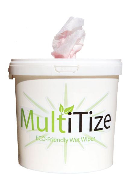 MultiTize 500 Wipe Dispenser Bucket