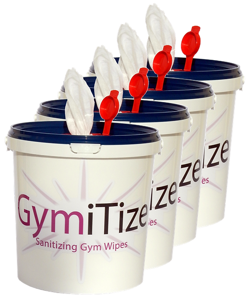 GymiTize 4000 wipe Bucket Deal