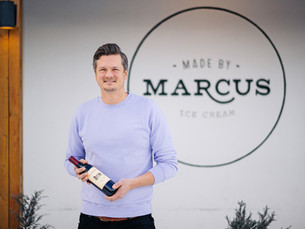 Open that bottle...with Marcus Purtzki