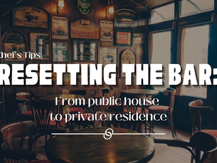 Resetting the Bar: From public house to private residence